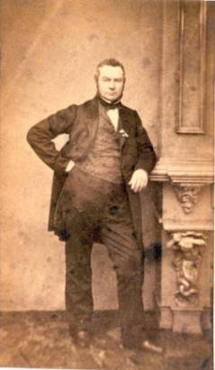 Jan Anne Lycklama à Nijeholt (1809 - 1891)