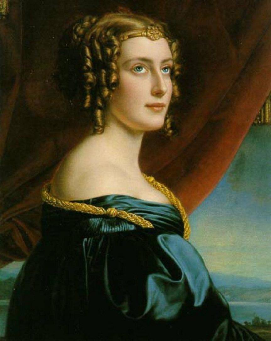 Jane Digby, Lady Ellenborough (1807-1881), English socialite