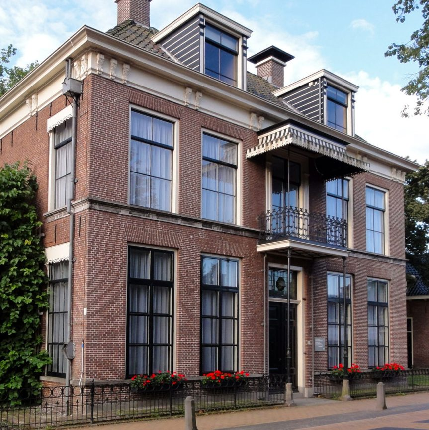 Lycklamahuis, Hoofdstraat 80, Beetsterzwaag (NL)