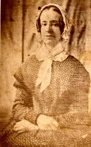 Ypkjen Hillegonda van Eysinga (1818 - 1854)