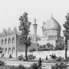 Voyage - Isfahan
