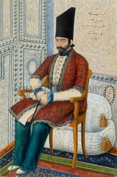 Ali Quli Mirza
