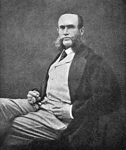 Andrey Feodorovich Budberg (1817-1881)