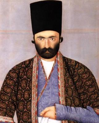 Ali Qoli Mirza (1814-1875)