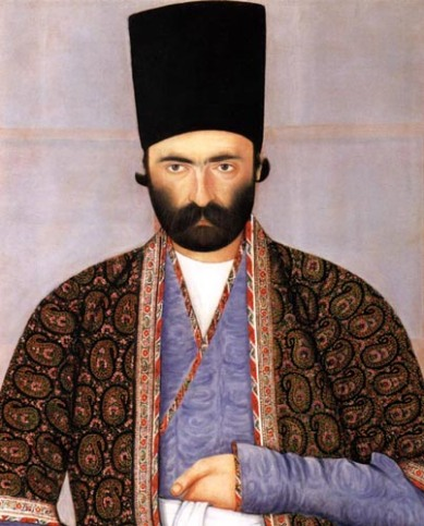 Emam Qoli Mirza (1814-1875, governor of Kermanshah
