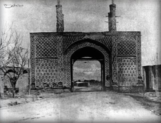 GATES TEHRAN - Qasvin Gate 1900