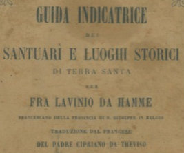 Guide-Indicateur - Liévin de Hamme - couverture - Italian