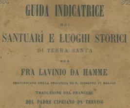 Guide-Indicateur - Liévin de Hamme - couverture - Italian