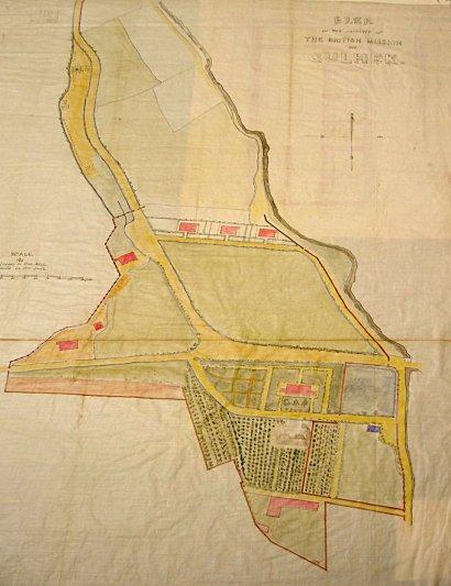 British Legation - The Gulhek sumer camp in 1865