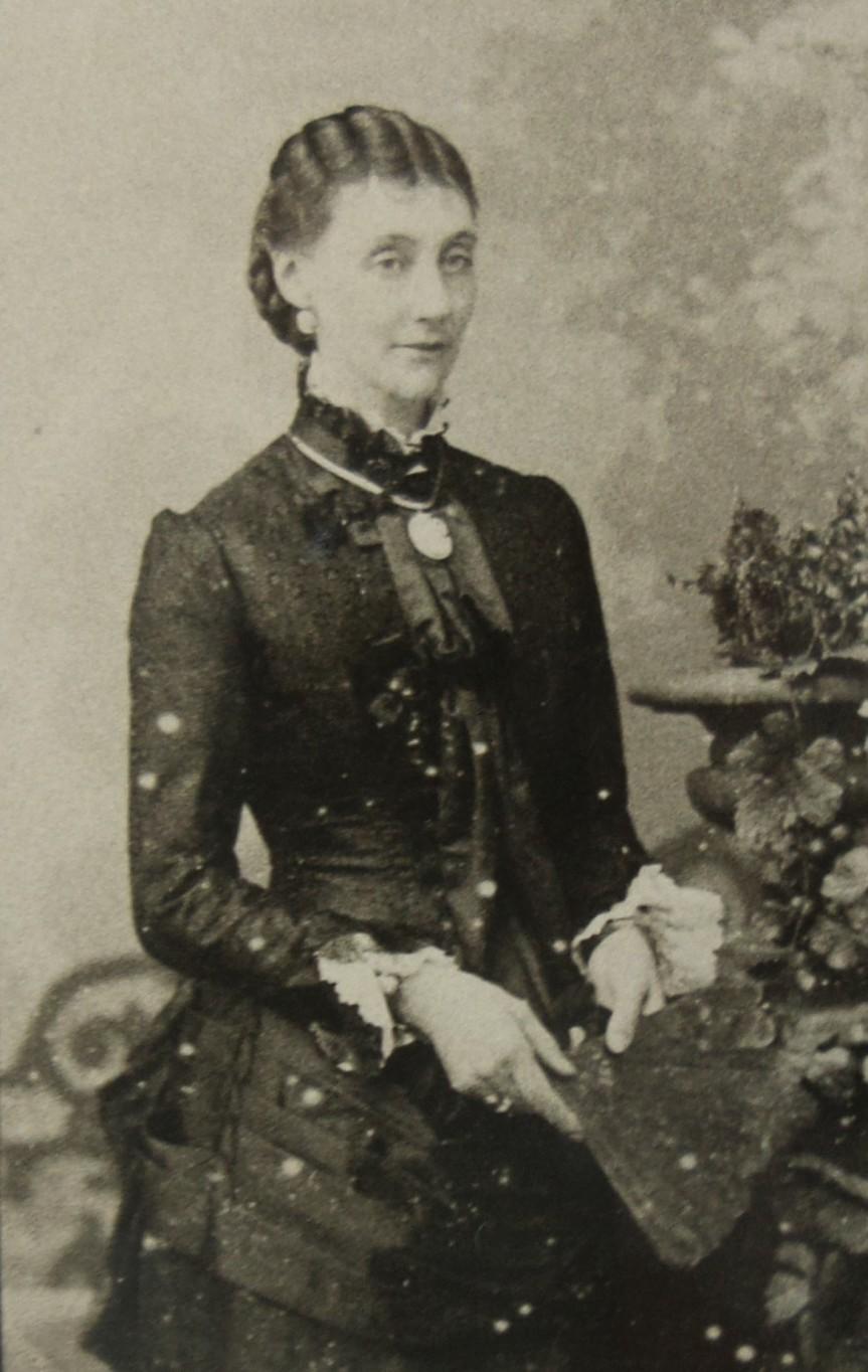 Juliana Agatha Jacoba thoe Schwartzenberg en Hohenlansberg - by Duffieux - Framed