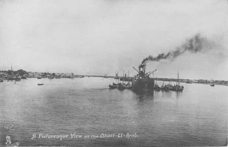 steamer-on-shatt-al-arab