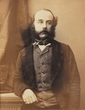 NPG Ax51120; Sir Arnold Burrowes Kemball by Camille Silvy