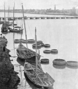 Baghdad boat - 1899