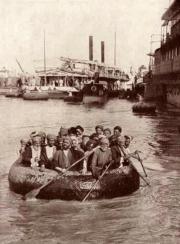 Baghdad boat - 1914