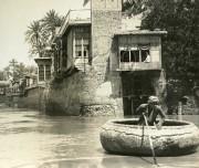 Baghdad boat - 1916