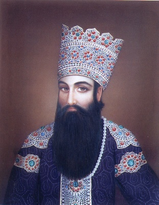 Mohammad Ali Mirza Dowlatshah (1789-1821)