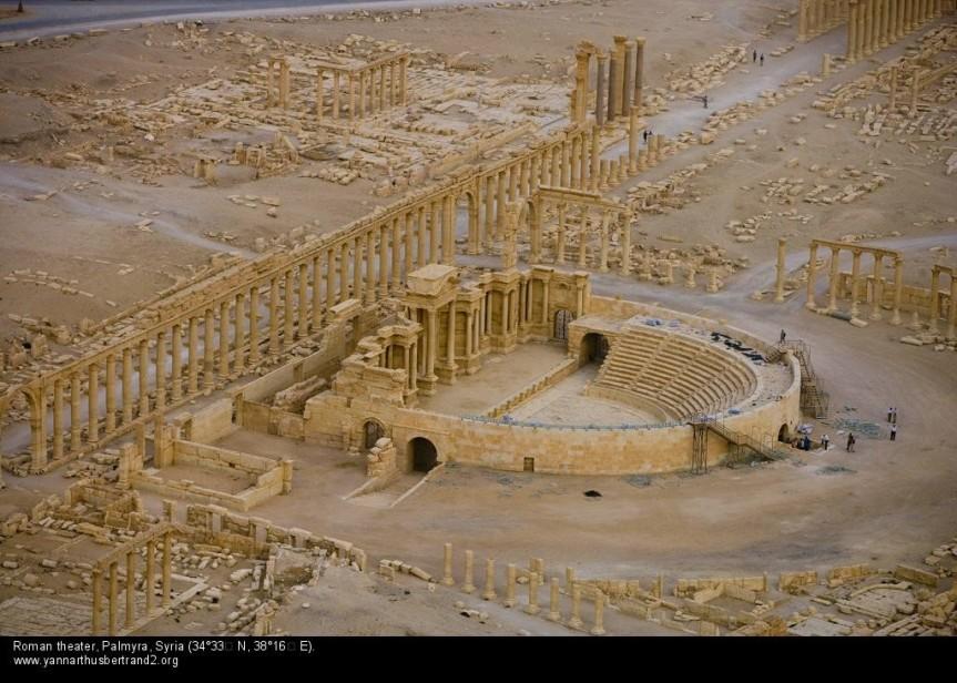 YAB - Theatre Romain Palmyre