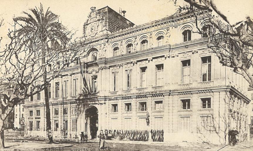Musée Lycklama - Hotel de Ville